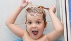 włosy dziecka
